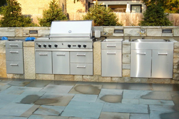 Outdoor Kitchen builders Chicago