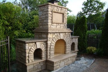 Fireplace Installation builders chicago