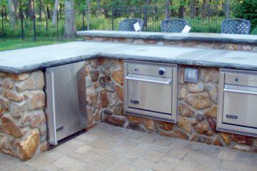 outdoor kitchen wilmette
